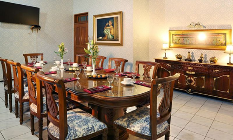 Meeting Bersuasana Rumah Di Patheya Restaurant & Function Rooms