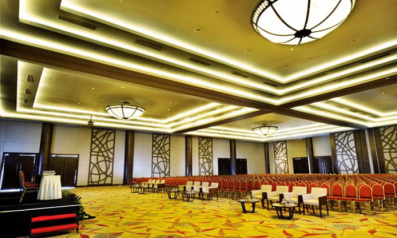 Discovery Hotel & Convention Ancol, Balai Tepi Laut