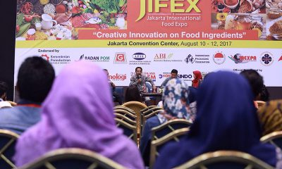 Foto: Jakarta International Food Expo 2017