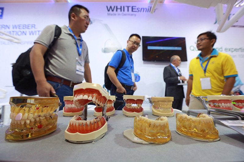 Indonesia Dental Exhibition & Conference 2017