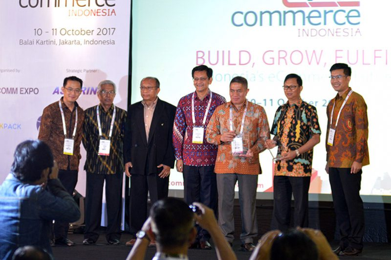 E2ecommerce Indonesia 2017