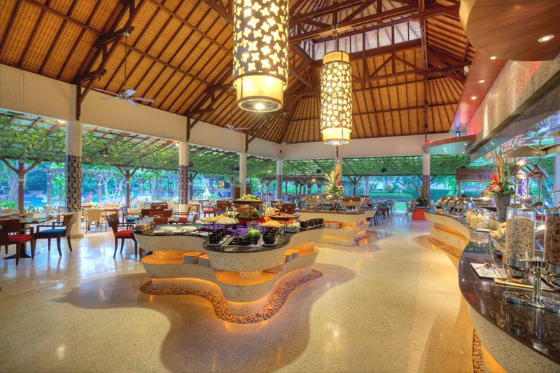 The Square Restaurant _Novotel Bali Nusa Dua