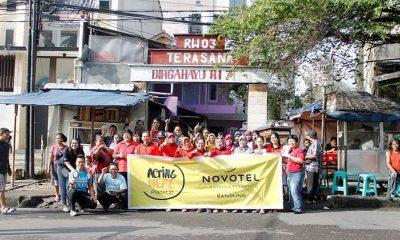 Novotel Bandung Ajak Kurangi Sampah Makanan