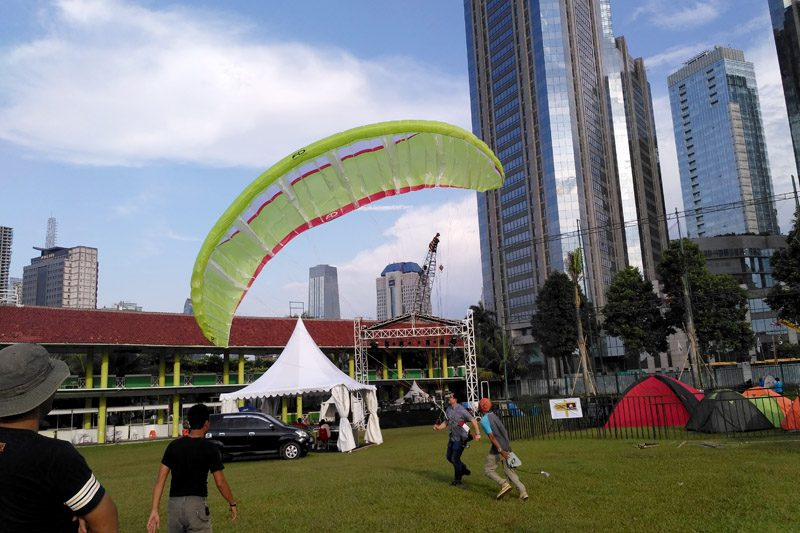 IIOutfest Jakarta 2017