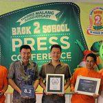 Tiga Award Di Ulang Tahun Ke-2 HARRIS Hotel Malang