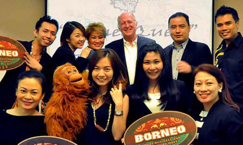 "Sarawak Meluncurkan ""Borneo Quest"" Untuk Memperkenalkan Industri MICE-nya"