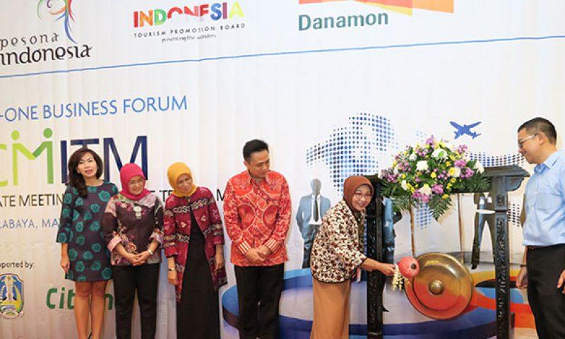 Table Top ICMITM 2015 Dihadiri 40% Buyer Perusahaan Multinasional