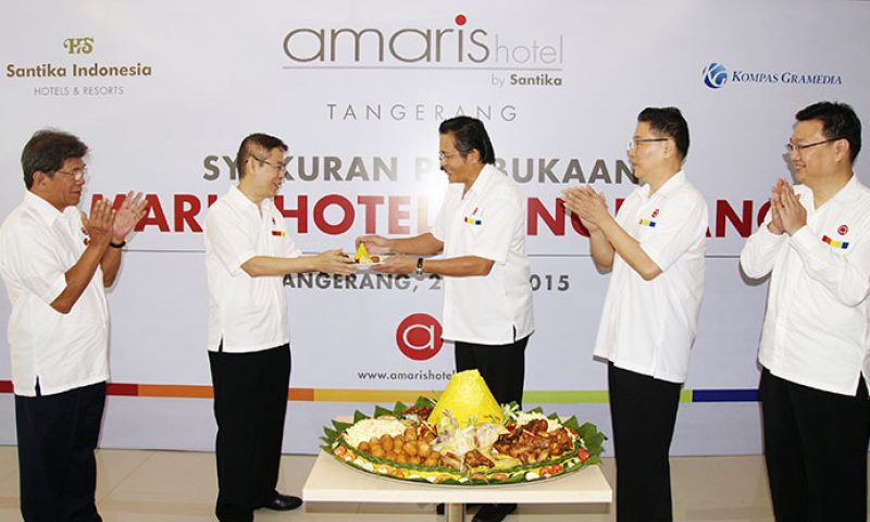 Pembukaan Amaris Hotel Tangerang