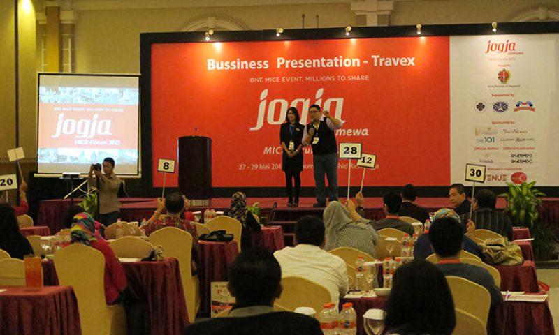 Jogja MICE Forum 2015 Menargetkan Transaksi Rp 9 Miliar