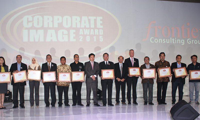 Penghargaan Corporate Image Award 2015 Untuk Sahid Hotels