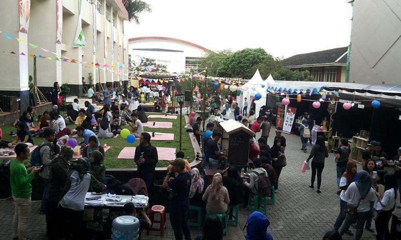 Piknik Sambil Beramal di STP Bandung