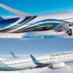 Garuda Indonesia Bekerja Sama Dengan Oman Air