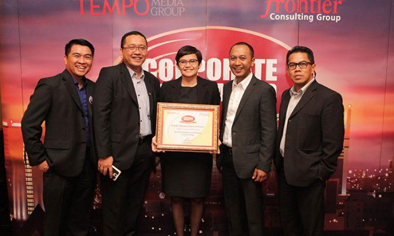 Santika Indonesia Kembali Menjadi Jaringan Hotel Nasional Terbaik