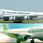 Tiga Maskapai Penerbangan Menambah Jumlah Kursi Selama Lebaran