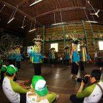 Kutai Kartanegara Luncurkan Pusat Informasi Kebudayaan Dayak