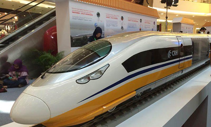 Kereta Api Supercepat Segera Hadir Di Indonesia