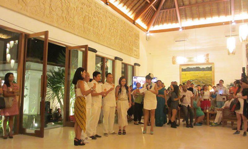 Rileks Setelah Meeting Di Zen Bali