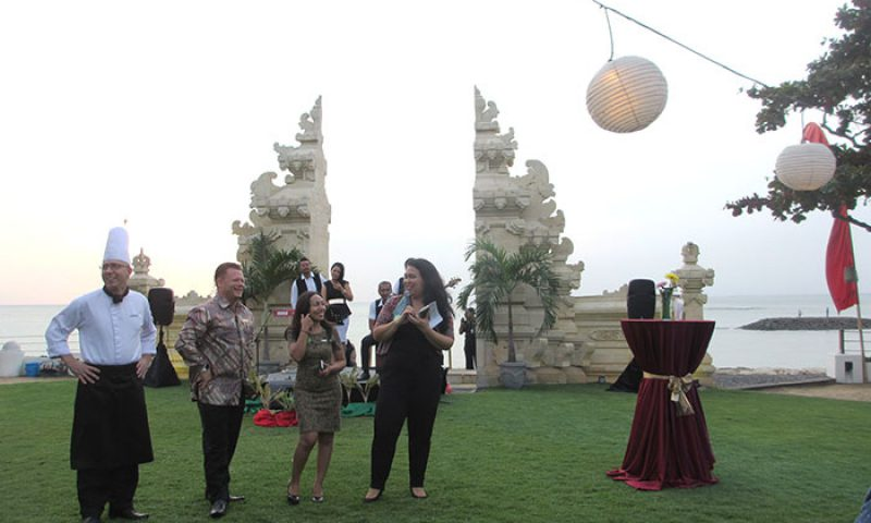 Top Manajemen Baru Di Discovery Kartika Plaza Hotel