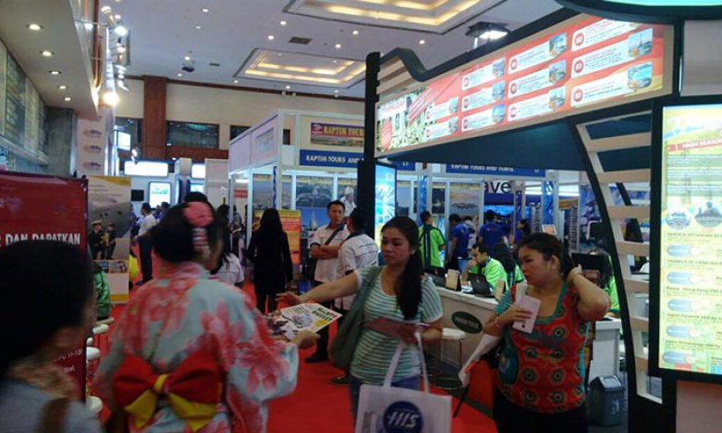 Berjuta Paket Liburan di Kompas Travel Fair 2015