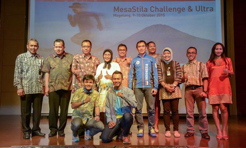 Lari Lintas Gunung MesaStila Challenge Digelar Pada Oktober 2015
