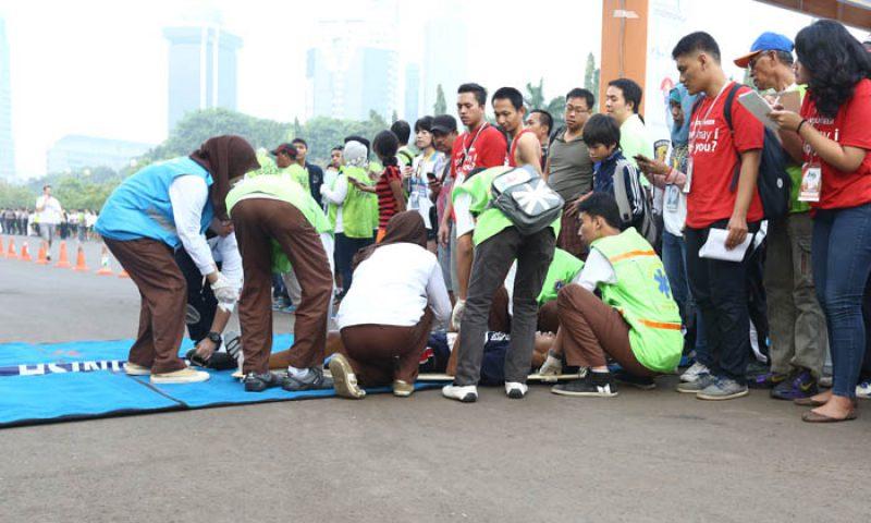 Keselamatan Dan Kualitas Penyelenggaraan Jakarta Marathon Ditingkatkan
