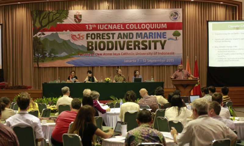Seminar Lingkungan Hidup Dunia Diadakan Di Atmajaya