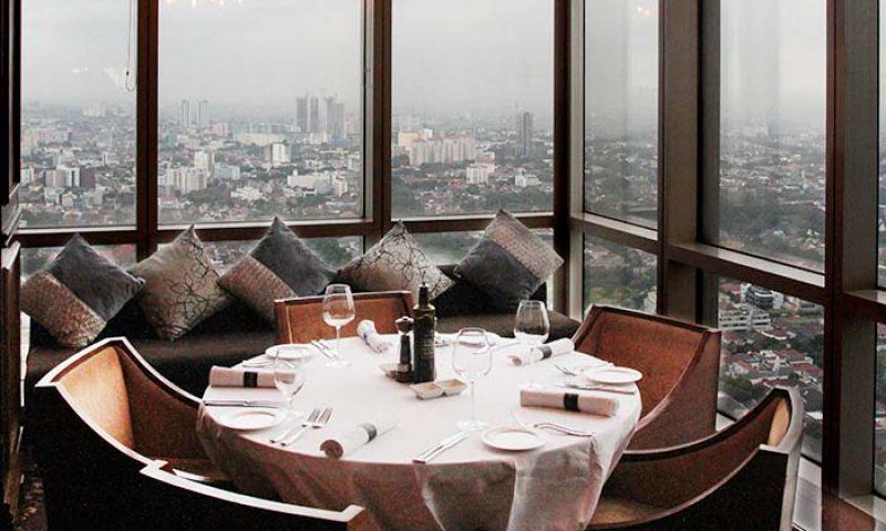 Altitude: Tiga Rasa Di Langit Jakarta