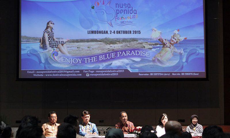 Festival Nusa Penida Promosikan Destinasi Baru Di Bali