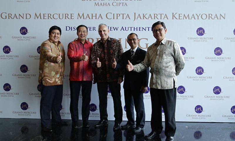 Grand Mercure Maha Cipta Jakarta Kemayoran Resmi Dibuka