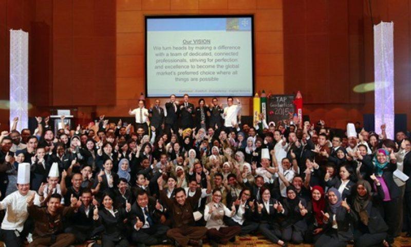 Kuala Lumpur Convention Center, Gedung Konferensi Terbaik Di Asia Pasifik