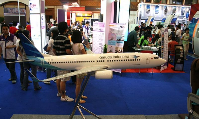 Rupiah Melemah, Tiket Garuda Indonesia Habis