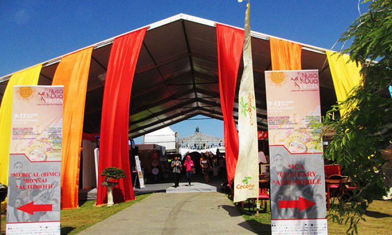 Promosi Bali Melalui Nusa Dua Fiesta 2015
