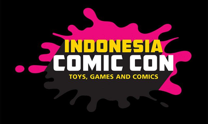 Ikon Budaya Pop Di Indonesia Comic Con