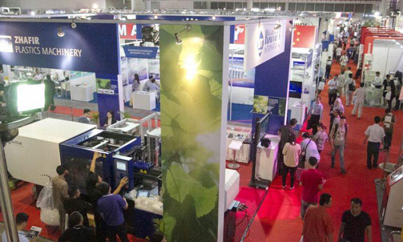 Teknologi Terbaru Industri Plastik Di Plastics & Rubber Indonesia 2015