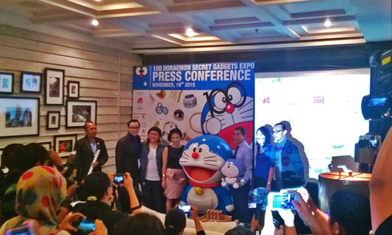 Doraemon Muncul Di Surabaya