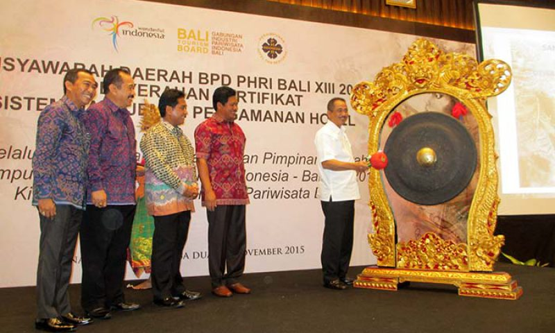 Musda PHRI Bali: Target 8 Juta Wisman Ke Bali
