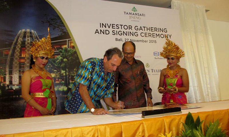 Golden Tulip Jineng Resort, Pilihan Menginap Baru Di Bali