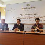 Hotel Santika Premiere ICE BSD City Resmi Dibuka