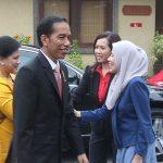 Patra Jasa Bali Resort & Villas Menyambut Presiden Joko Widodo