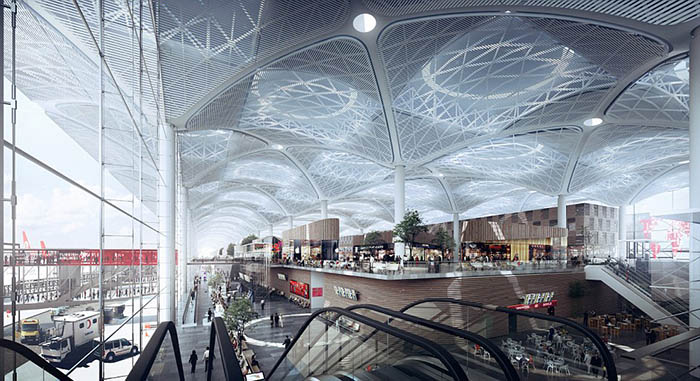 Inilah Bandara Terbesar di Dunia