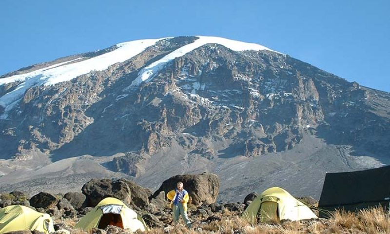 Lima Gunung Terindah Dunia