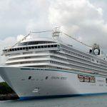 Kedatangan Kapal Pesiar Di Bali Meningkat