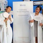 Hari Tidur Sedunia di The Westin Resort Nusa Dua