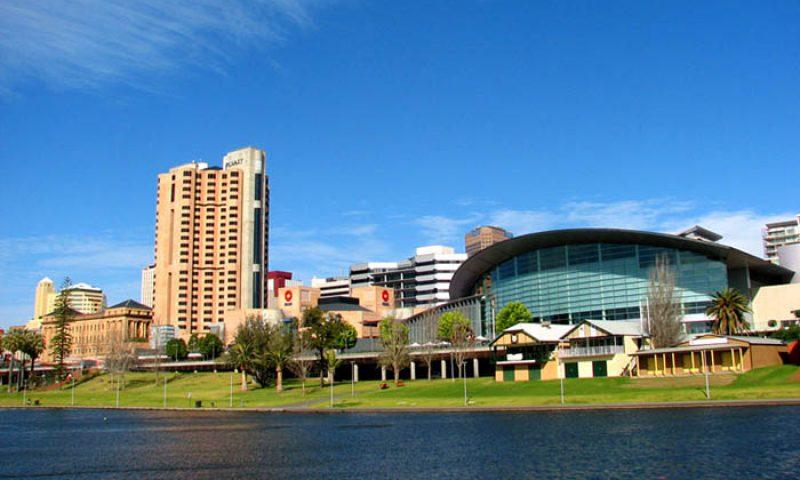 Tur Virtual di Adelaide Convention Centre