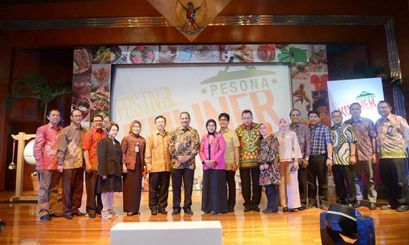Rp1 Miliar Dari Festival Pesona Kuliner Nusantara 2016