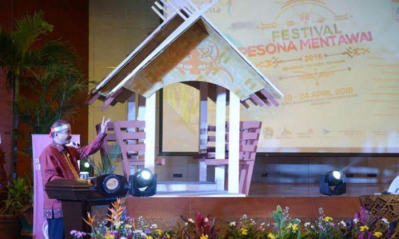 Festival Pesona Mentawai 2016 Menargetkan 10.000 Wisatawan