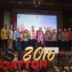 Sumatera Selatan, Role Model Sport Tourism Nasional