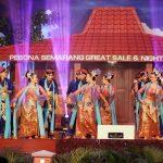 Semarang Great Sale & Night Carnival 2016 Menargetkan Transaksi Rp125 Miliar