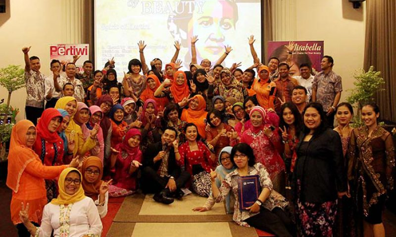 Refashion of Beauty Pasukan Orange oleh Best Western Plus Kemayoran