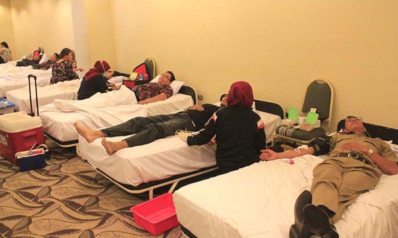 Setetes Darah Sejuta Harapan Bersama Millennium Hotel Sirih Jakarta
